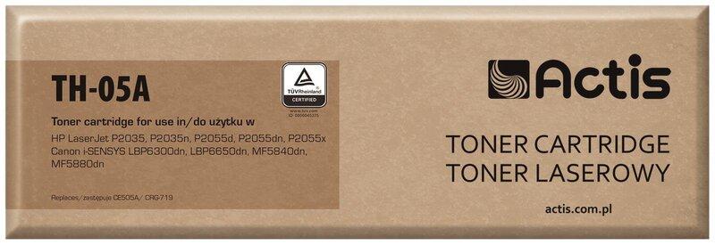 Actis TH-05A, CRG-719