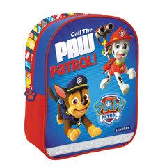 Kuprinė Starpak Paw Patrol, 372640 kaina ir informacija | Kuprinės mokyklai, penalai, sportiniai maišeliai | pigu.lt