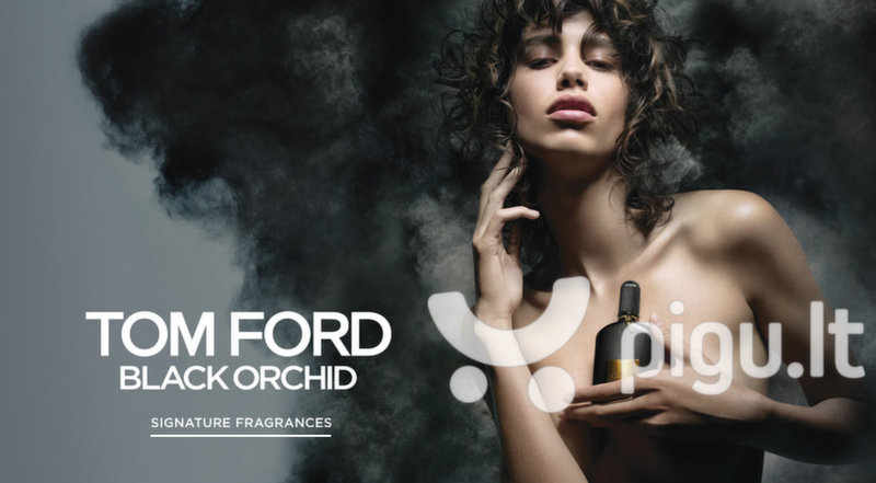 Tualetinis vanduo Tom Ford Black Orchid EDT moterims 50 ml internetu