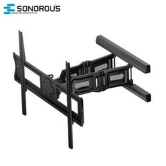 "Sonorous SUREFIX545 Universal LCD/LED TV Wall Mount till 65"" (40kg Max) Black"