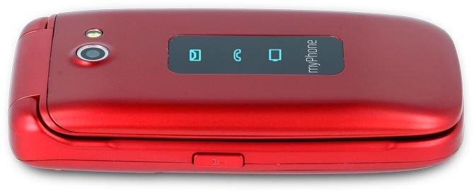 MyPhone Rumba, Red