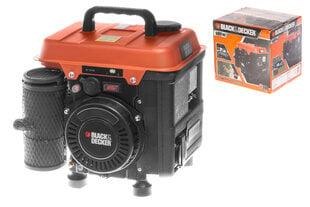 Generatorius BLACK&DECKER 850W kaina ir informacija | Elektros generatoriai | pigu.lt
