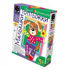 Aplikacijų rinkinys Juokingi gyvūnėliai Fantazer nr.6 kaina ir informacija | Lavinamieji žaislai | pigu.lt