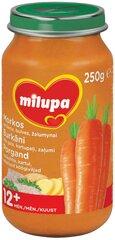 Tyrelė su morkomis, veršiena, bulvėmis ir žalumynais Milupa, 12 mėn+, 250 g