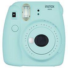 Fujifilm INSTAX 9 ICE BLUE + 10