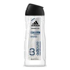 Dušo želė vyrams Adidas Adipure 400 ml