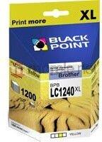 BLACKPOINT BPBLC1240Y kaina ir informacija | Kasetės rašaliniams spausdintuvams | pigu.lt