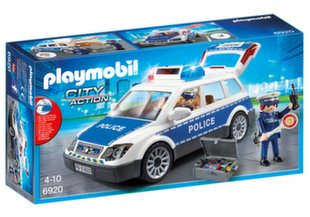 Конструктор 6920 PLAYMOBIL® City Action, Дорожный патруль