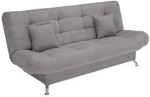 Sofa Viola 3K, pilka kaina ir informacija | Sofos, foteliai ir minkšti kampai | pigu.lt