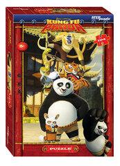 """Dėlionė Step Puzzle 104 """"Kung Fu Panda"""""""