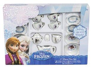 Vaikiškas 17 dalių indų rinkinys Frozen (Ledo Šalis)