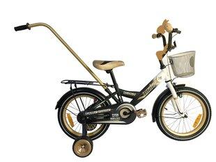 "Berniukų dviratukas 16"" Junior Gold"