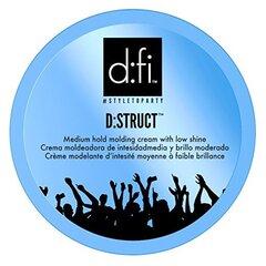 Vidutinės fiksacijos modeliavimo kremas plaukams D:fi Struct 75 g