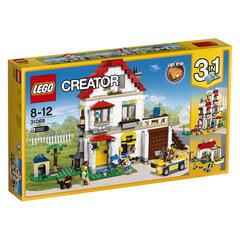 31069 LEGO® Creator Šeimos vasarnamis