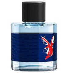 Tualetinis vanduo Playboy London EDT vyrams 60 ml