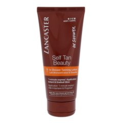 Įdegį skatinantis losjonas Lancaster Self Tan Beauty In Shower 200 ml