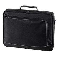 """Krepšys nešiojamam kompiuteriui Hama Sportsline Bordeaux, 15.6"""", juodai pilkas"""