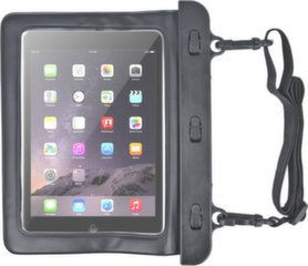 GreenGo WaterProof Case For Tablets ( 7 - 8'' ) ( 220 x 160mm ) Black
