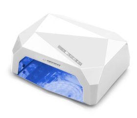 LED лампа Esperanza EBN002W цена и информация | Средства для маникюра и педикюра | pigu.lt