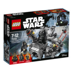75183 LEGO® Star Wars Darth Vader™ transformacija kaina ir informacija | Konstruktoriai ir kaladėlės | pigu.lt