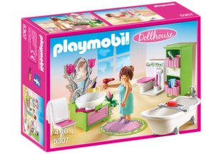 Kонструктор 5307 PLAYMOBIL® Vintage Bathroom