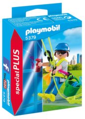 Kонструктор 5379 PLAYMOBIL® Special Plus, Window Cleaner