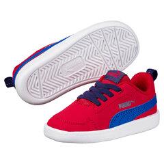 Sportiniai bateliai Puma Courtflex, Toreador-Lapis Blue