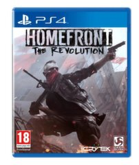 Homefront The Revolution, PS4