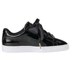 Женская спортивная обувь Puma Basket Heart Patent