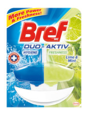 "WC valiklis-gaiviklis ""BREF DA Lime"" original, 50ml"