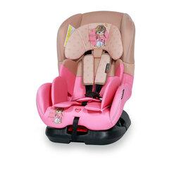 Lorelli automobilinė kėdutė Concord 0-18 kg, Rose/beige princess