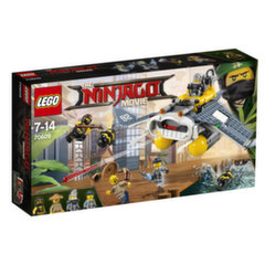 70609 LEGO® Ninjago Bombonešis raja