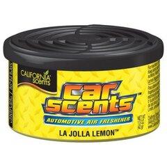 Automobilinis oro gaiviklis California Scents La Jolla Lemon