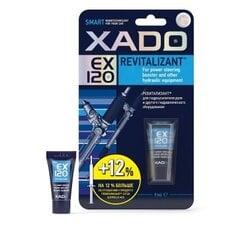 XADO revitalizantas EX120 vairo stiprintuvui ir kitai hidraulinei sistemai 9ml