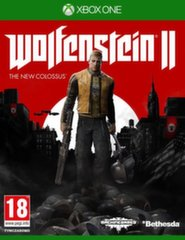 Žaidimas Wolfenstein II The New Colossus, Xbox One