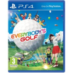 Žaidimas Everybody's Golf 7, PS4