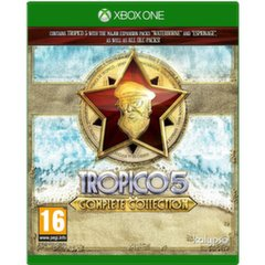 Tropico 5 Complete Collection, XBOX One