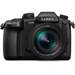 Panasonic Lumix G DC-GH5M + 12-60mm(H-FS12060) kaina ir informacija | Skaitmeniniai fotoaparatai | pigu.lt