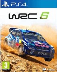 Žaidimas WRC 6, PS4 kaina ir informacija | Kompiuteriniai žaidimai | pigu.lt