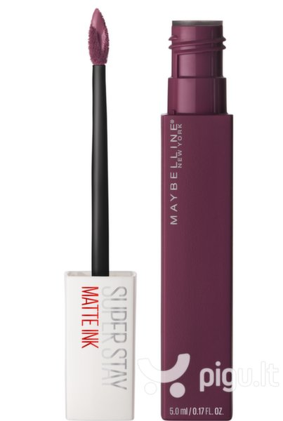Matiniai lūpų dažai Maybelline New Super Stay York Matte Ink 5 ml, 40 Believer