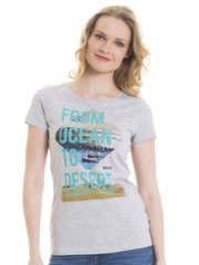 Marškinėliai moterims Big Star Latao