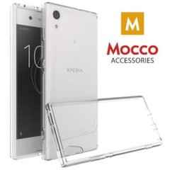 Mocco Ultra Back Case 0.3 mm Silicone Case for Sony Xperia XA1 Transparent kaina ir informacija | Telefono dėklai | pigu.lt