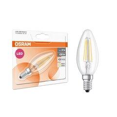 LED lemputė OSRAM FIL E14 4W 470lm kaina ir informacija | Elektros lemputės | pigu.lt