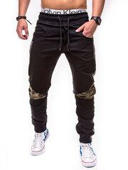 Vyriškos sportinės kelnės P387 kaina ir informacija | Vyriška sportinė apranga | pigu.lt