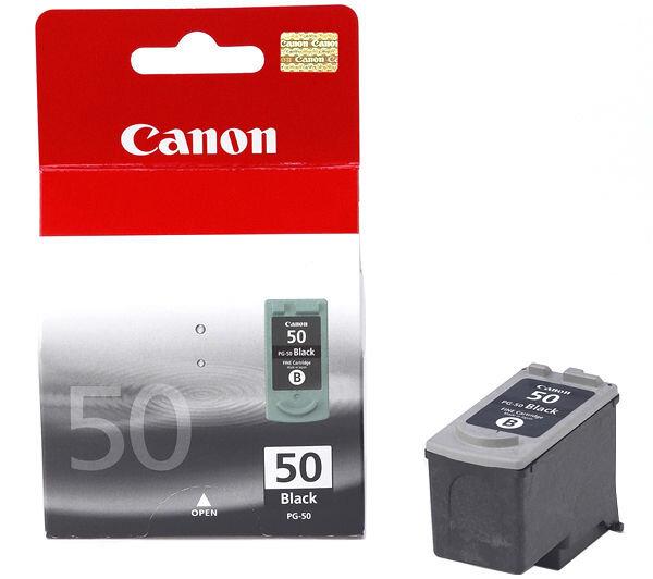 Rašalo kasetė CANON PG-50, juoda