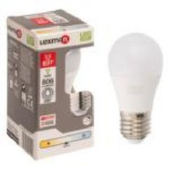 LED lemputė Lexman E27 8,5W 806lm kaina ir informacija | Elektros lemputės | pigu.lt