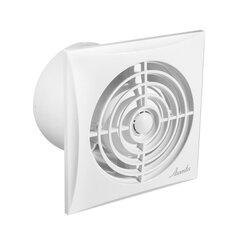 Ištraukimo ventiliatorius Awenta Silence WZ100H, 100mm