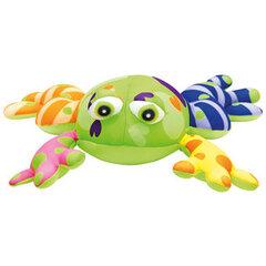 Minkštas žaislas Spalvota varlytė