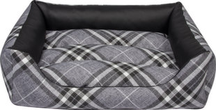 Amiplay guolis Sofa ZipClean 4 in 1​ Kent​, XL, juodas