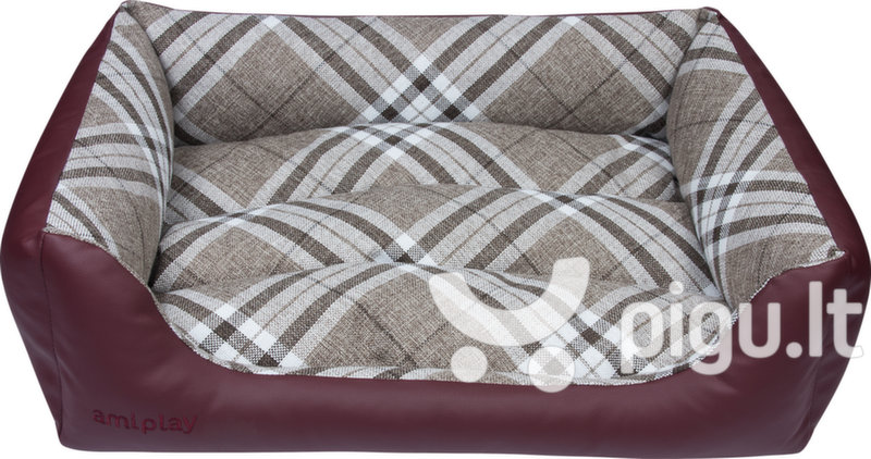 Amiplay guolis Sofa ZipClean 4 in 1​ Kent​, XL, bordinis
